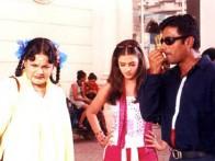 Movie Still From The Film Radheshyam Seetaram,Aishwarya Rai,Suniel Shetty