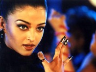 Movie Still From The Film Radheshyam Seetaram,Aishwarya Rai