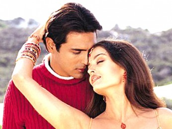 Movie Still From The Film Dil Ka Rishta Featuring Arjun Rampal,Aishwarya Rai