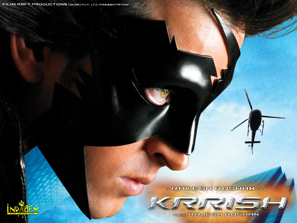 krrish 2006 wallpapers | hrithik-roshan-348 - bollywood hungama