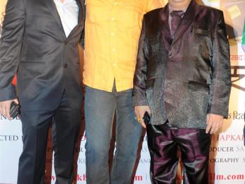 Photo Of Shashank Bhapkar,Sachin Khedekar,Balasaheb Bhapkar From The Premiere of 'Chhodo Kal Ki Baatein' & 'Kashyala Udyachi Baat'