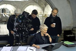 Movie Still From The Film Skyfall,