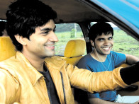 Movie Still From The Film Fatso,Purab Kohli,Neil Bhoopalam