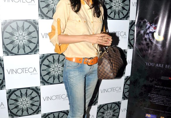 Photo Of Shruti Sharma From The Success bash of 'The Forest'