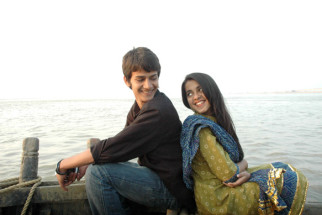 Movie Still From The Film Yeh Khula Aasmaan,Raj Tandon,Anya Anand