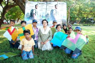 Photo Of  Gitanjali Sinha From Starcast of 'Yeh Khula Aasmaan' flew kites