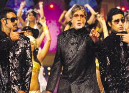 Chinni Prakash on choreographing Big B after 21 yrs