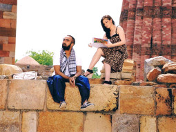 Movie Still From The Film On The Ramp,Ranvir Shorey,Urvashi Sharma