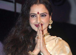 Rekha to receive Outstanding Achievement award