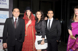 Prem R Soni, Isabelle Adjani, Preity Zinta, Gaurav Chanana