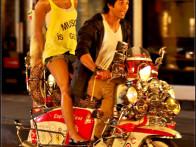 Movie Still From The Film Teri Meri Kahani,Priyanka Chopra,Shahid Kapoor