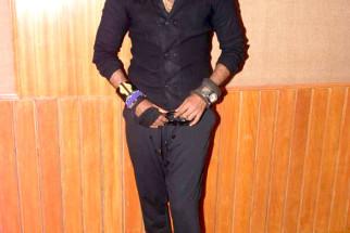 On The Sets Of The Film Delhi Headlines Featuring Vinod Rathod