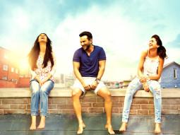 Movie Still From The Film Cocktail,Diana Penty,Saif Ali Khan,Deepika Padukone