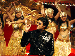 Movie Still From The Film Bol Bachchan,Abhishek Bachchan