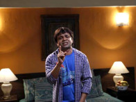 Movie Still From The Film Mera Naam Chin Chin Choo,Rajpal Yadav