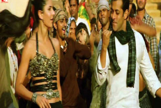 Movie Still From The Film Ek Tha Tiger,Katrina Kaif,Salman Khan