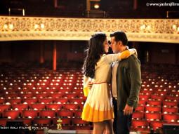 Movie Still From The Film Ek Tha Tiger,Salman Khan,Katrina Kaif
