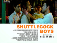 First Look Of The Movie Shuttlecock Boys