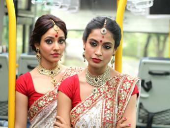 Movie Still From The Film Kyaa Super Kool Hain Hum,Neha Sharma,Sarah Jane Dias