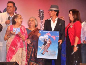 Boman Irani, Shammi, Daisy Irani, Shahrukh Khan, Farah Khan, Sunil A Lulla