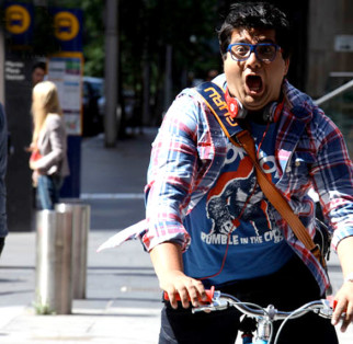 Movie Still From The Film From Sydney With Love,Prateek Chakravorty