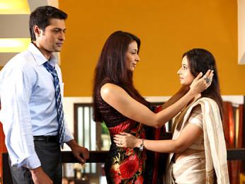 Movie Still From The Film Riwayat,Salil Ankola,Achint Kaur,Samapika Debnath
