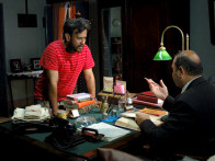 On The Sets Of The Film Chittagong,Bedabrata Pain
