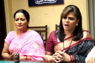 Movie Still From The Film Maut,Himani Shivpuri,Amita Nangia