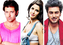 Katrina's dilemma: Hrithik Roshan or Arjun Kapoor?
