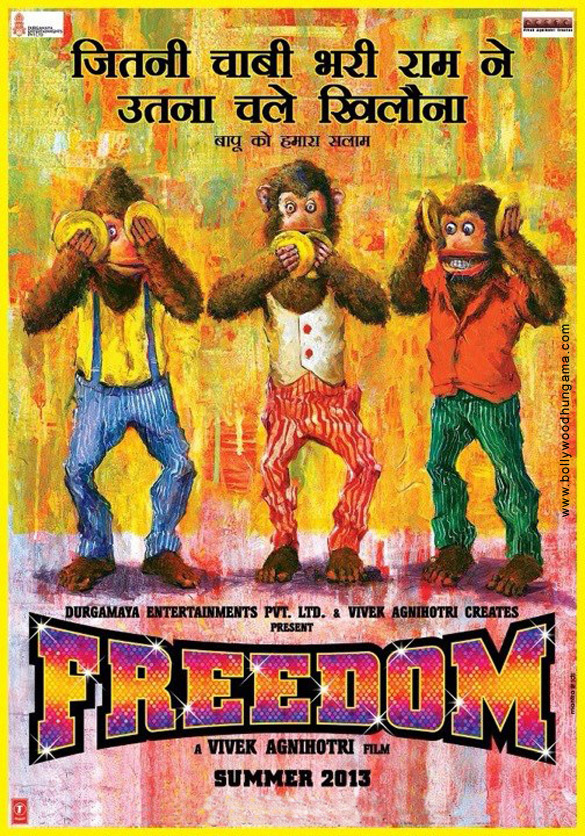 First Look Of The Movie Freedom