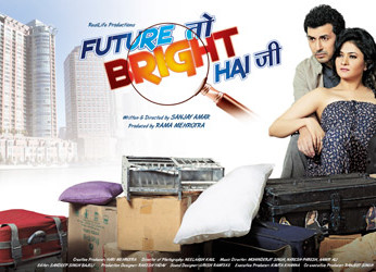 First Look Of The Movie Future To Bright Hai Ji