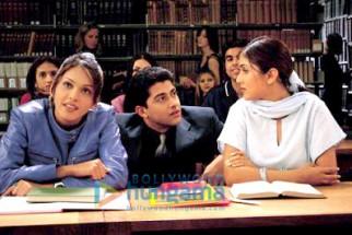 Movie Still From The Film Pyaar Ishq Aur Mohabbat Featuring Aftab Shivdasani,Kirti Reddy