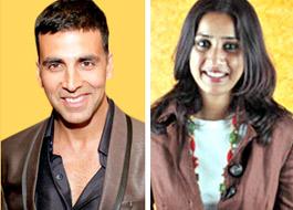 Akshay - Ashvini to produce a Punjabi comedy