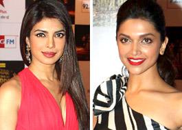 Priyanka and Deepika win at Big Star awards