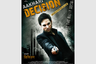 First Look Of The Movie Aakhari Decision