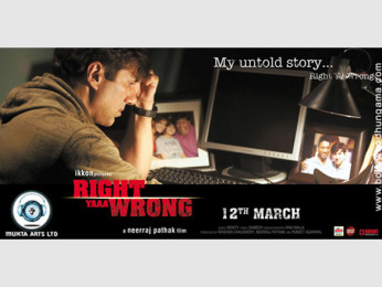 First Look Of The Movie Right Yaaa Wrong