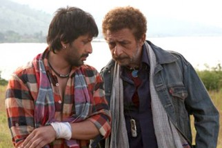 Movie Still From The Film Ishqiya,Arshad Warsi,Naseruddin Shah