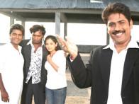 Movie Still From The Film Bhavnao Ko Samjho,Sunil Pal,Naveen Prabhakar