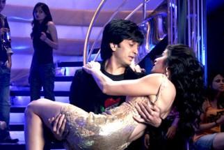 Movie Still From The Film Jaane Kahan Se Aayi Hai,Ritesh Deshmukh,Jacqueline Fernandez