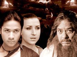 Movie Still From The Film Swaha,Ishrat Ali