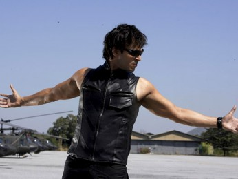 Movie Still From The Film Prince,Vivek Oberoi