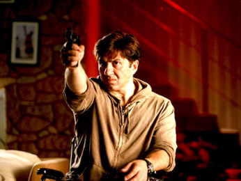 Movie Still From The Film Right Yaaa Wrong,Sunny Deol