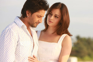 Movie Still From The Film Hum Tum Aur Ghost,Arshad Warsi,Dia Mirza