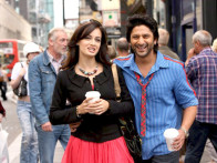 Movie Still From The Film Hum Tum Aur Ghost,Dia Mirza, Arshad Warsi