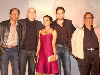 Photo Of Virendra Saxena,Dev Benegal,Tannishtha Chatterjee,Abhay Deol,Satish Kaushik From The Abhay Deol and Tannishtha at Road, Movie media meet