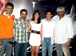 Photo Of Rahul Dev,Chirantan Bhatt,Shweta Agarwal,Aditya Narayan,Vikram Bhatt From Press conference of Shaapit