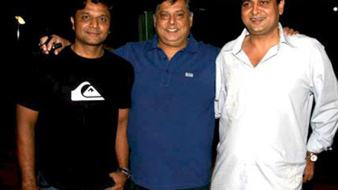 Photo Of Irfan Kamal,David Dhawan,Rumi Jaffery From Special screening of Thanks Maa for directors
