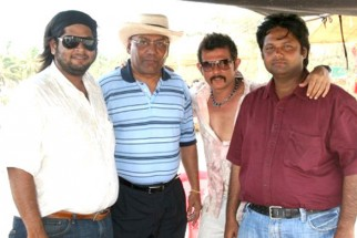 On The Sets Of The Fillim of 3 Nights 4 Days Featuring,Farid Amiri,Devang Dholkia,Ryan Semelha