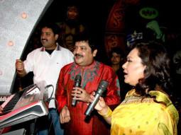 Photo Of Udit Narayan,Deepa Narayan From Ace director Gajendra Singh's birthday bash
