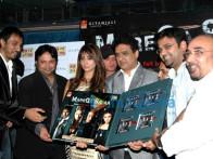 Photo Of Ramji Gulati,Kim Sharma,Farid Amiri,Dabboo Malik From Audio release of Marega Salaa